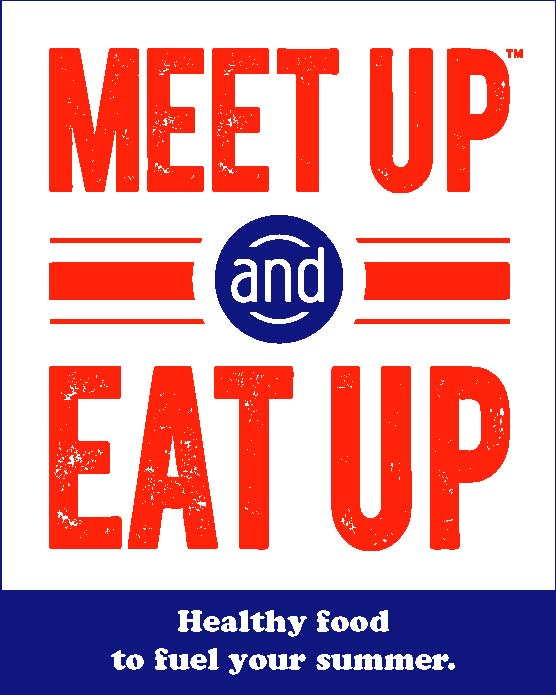 Meet up and Eat up - Healthy food to fuel your summer