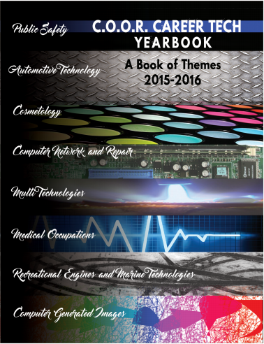 CTE Yearbook Cover